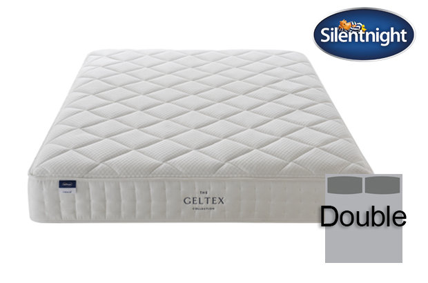 Silentnight Miracoil Aqua Geltex Double Mattress
