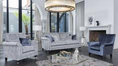 Tamworth Grand Sofa, Armchair & Accent Chair