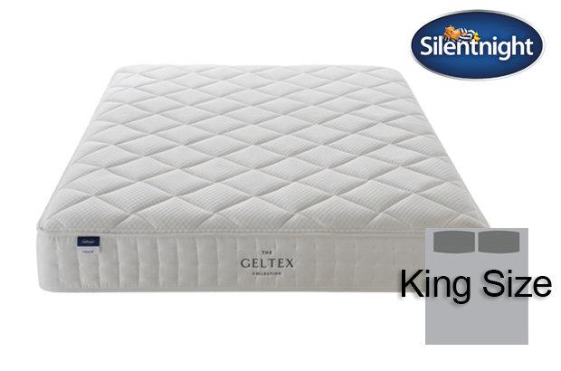 Silentnight Miracoil Aqua Geltex King Size Mattress