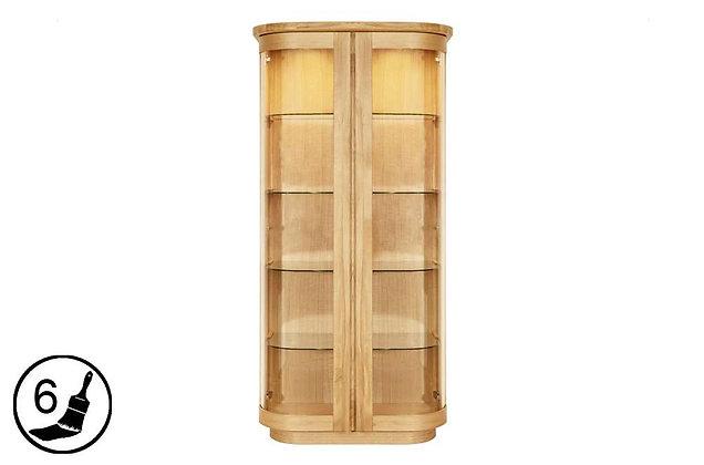 Florence Medium Glass Display Cabinet