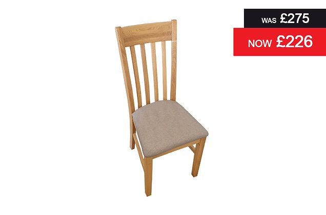 Florence Dining Chair with padded seat