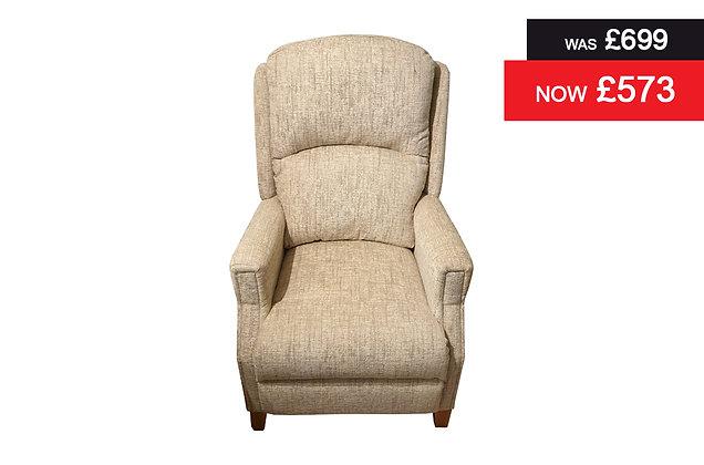 Farringdon Grand Armchair - Slub Jute