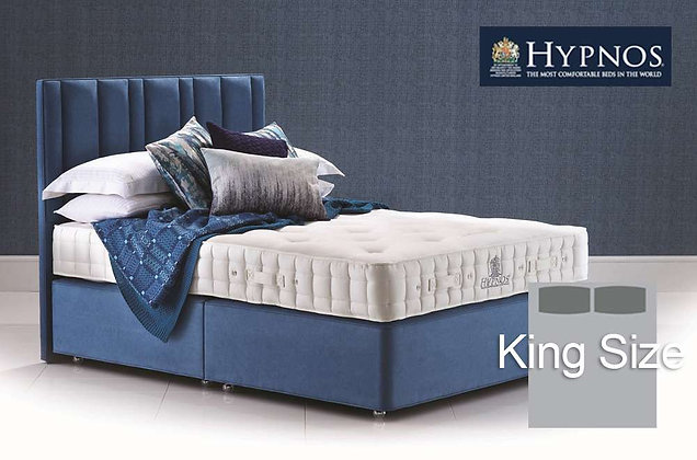 Hypnos Lunar King Size Divan Bed
