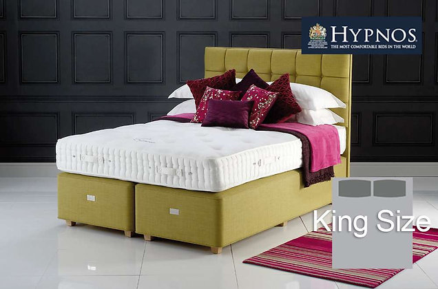 Hypnos Hampton Sublime King Size Divan Bed