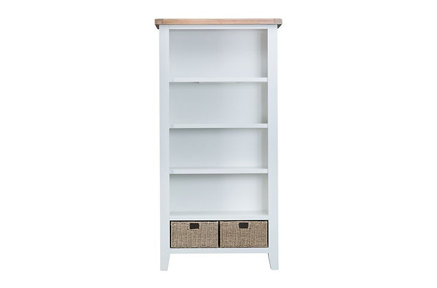 Trent Large Bookcase