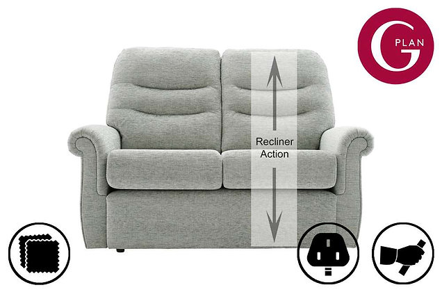 G Plan Holmes RHF Single 2 Seater Recliner Sofa