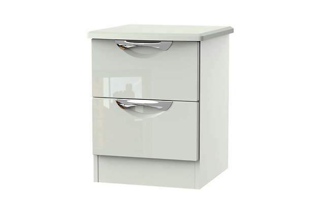 Icon 2 Drawer Bedside