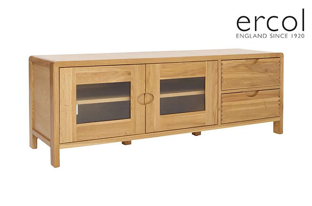 Ercol Bosco Large TV Unit