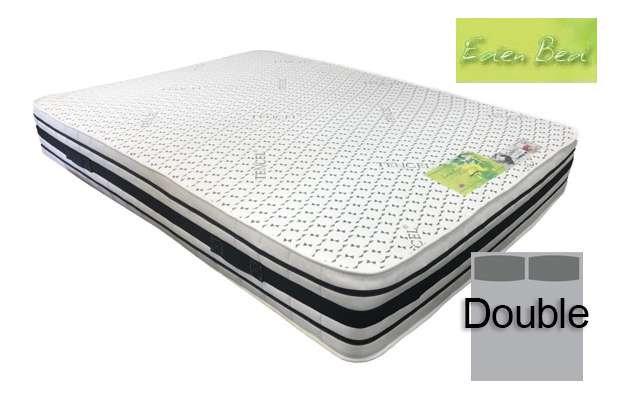 Eden Beds Tencel Pocket 1000 Memory Double Mattress