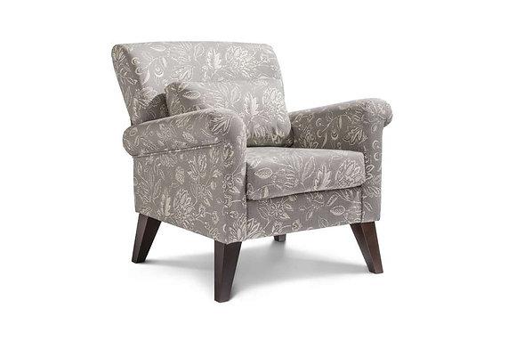 Bloxam Accent Chair - Dark Legs