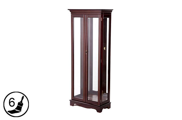 Simply Classical Tall China Display Cabinet