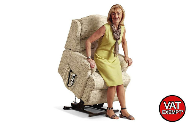 Sherborne Albany Small Lift & Rise Care Recliner Chair
