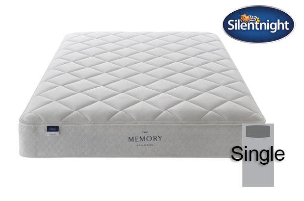 Silentnight Miracoil Seraph Memory Single Mattress