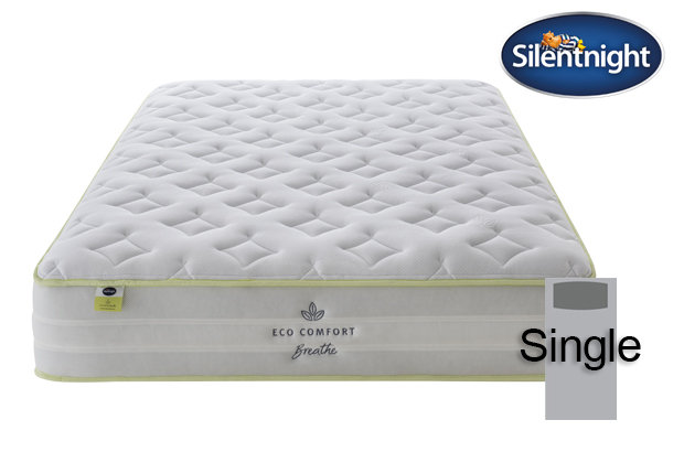 Silentnight Mirapocket Eco Comfort Breath 2200 Single Mattress