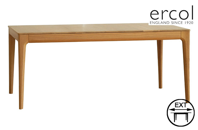 ercol Romana Large Extending Dining Table