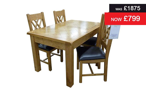 Clonmel Table & 4 Chairs