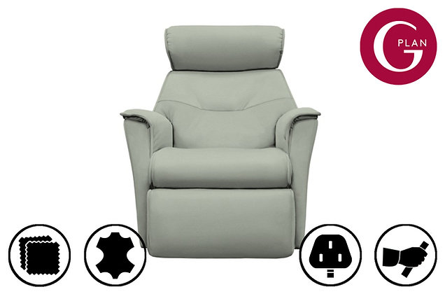G Plan Malmo Large Swivel Recliner Chair
