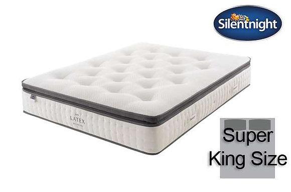 Silentnight Bradbury Mirapocket 1400 Latex Super King Size Mattress