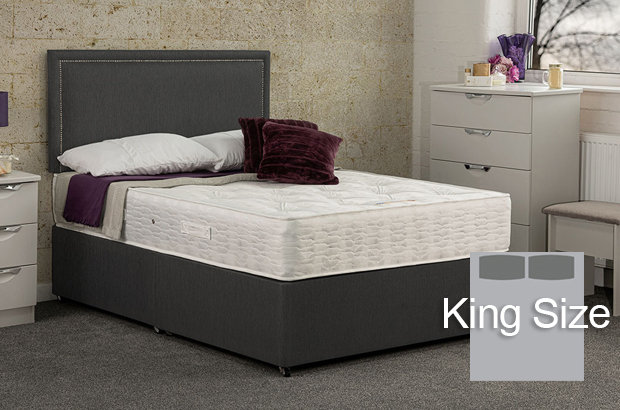 Keely King Size Divan Bed