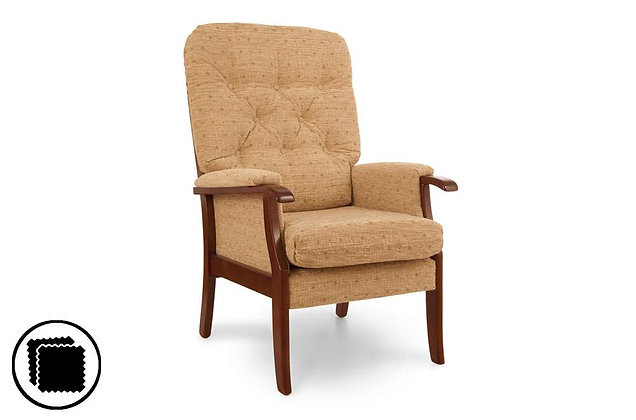 Radley High Back Fireside Chair