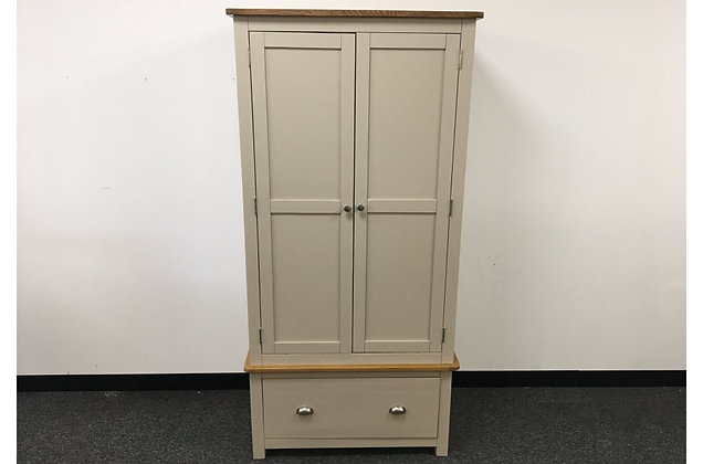 Washington Wardrobe with Drawer