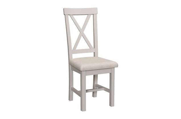 Boston Cross Back Dining Chair