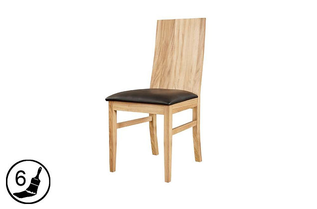 Florence Dining Chair - Black Seat