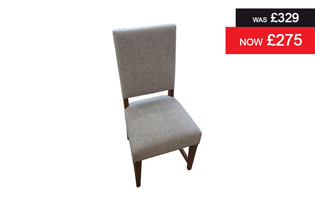 Old Charm 3214 Dining Chair - Oak / Fabric