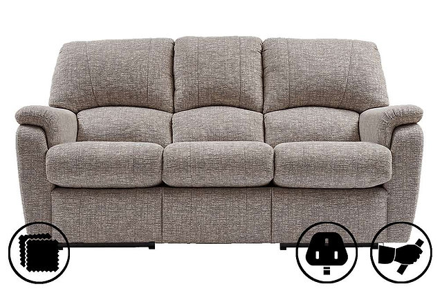 Encore 3 Seater Recliner Sofa