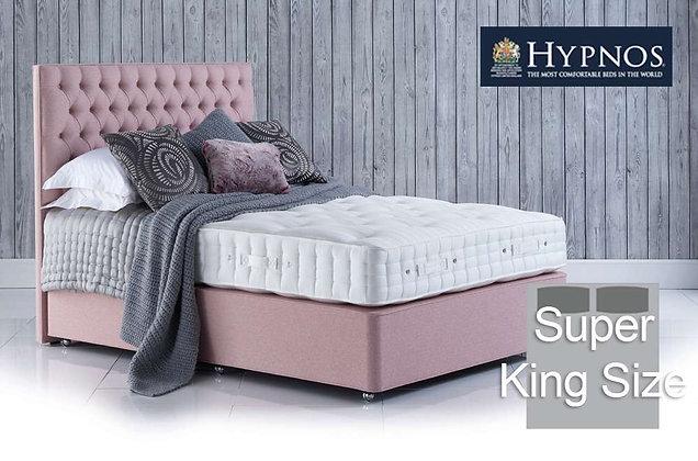Hypnos Elite Posture Cashmere Super King Size Divan Bed