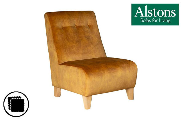 Reuben Armless Accent Chair