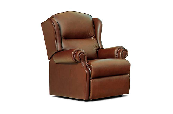 Sherborne Claremont Leather Armchair