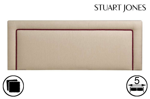 Stuart Jones Mars Piped Headboard