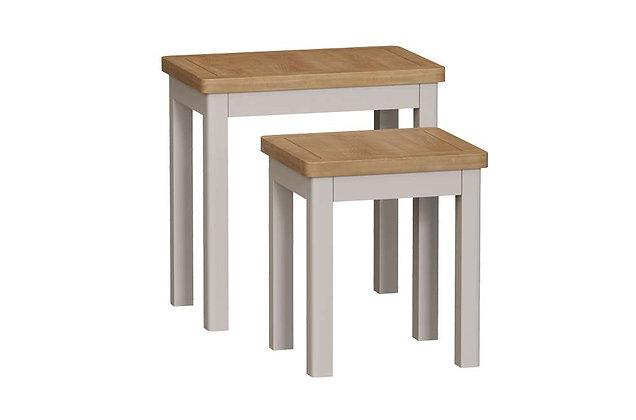 Boston Nest of 2 Tables