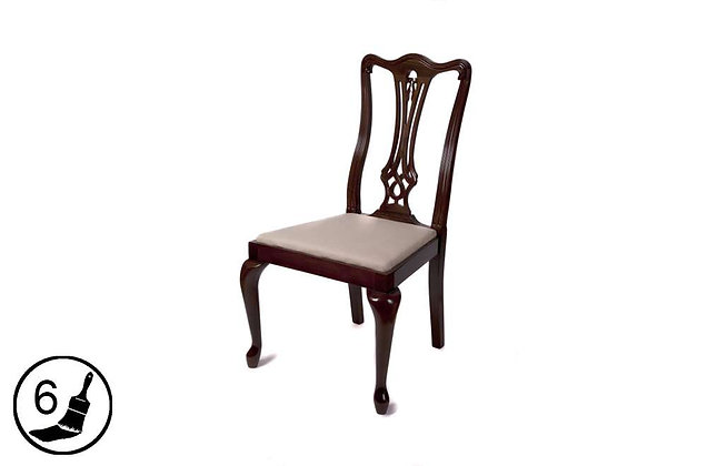 Simply Classical Chippendale Dining & Carver Chairs