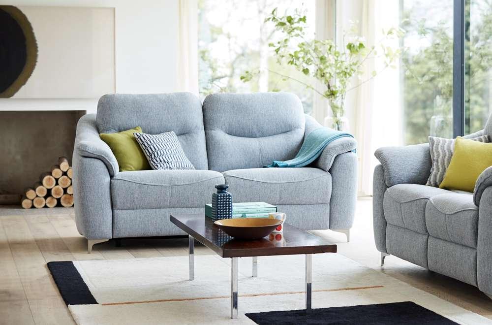 G Plan Jackson Fabric Sofa