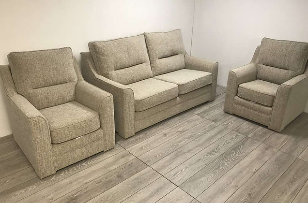 Athena Group – 3 Seater & Two Chairs