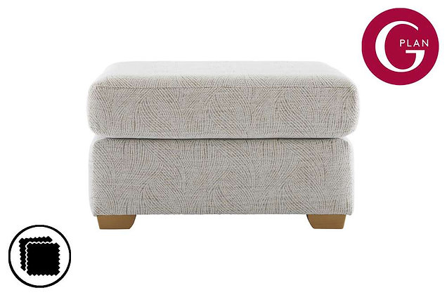G Plan Chadwick Storage Footstool