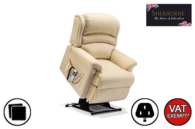 Sherborne Olivia Small Lift & Rise Care Recliner Chair