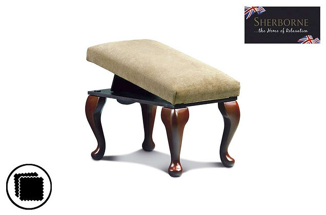 Sherborne Shildon Legged Footstool