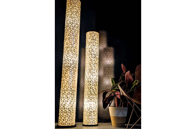 Geo Tall Floor Lamp - 150cm