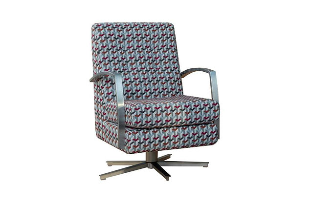 Tromso Swivel Accent Chair