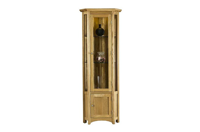 Tennessee Corner Display Cabinet