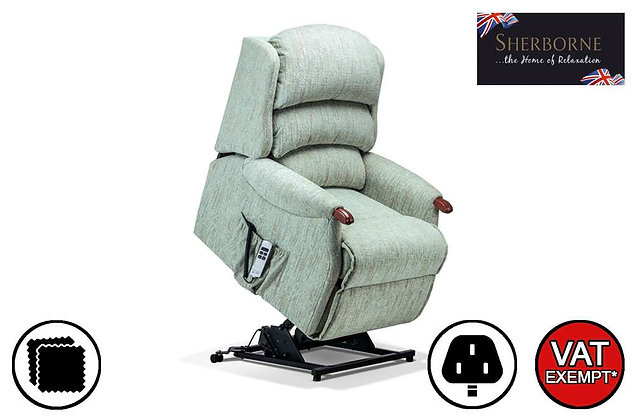 Sherborne Malham Royale Lift & Rise Care Recliner Chair