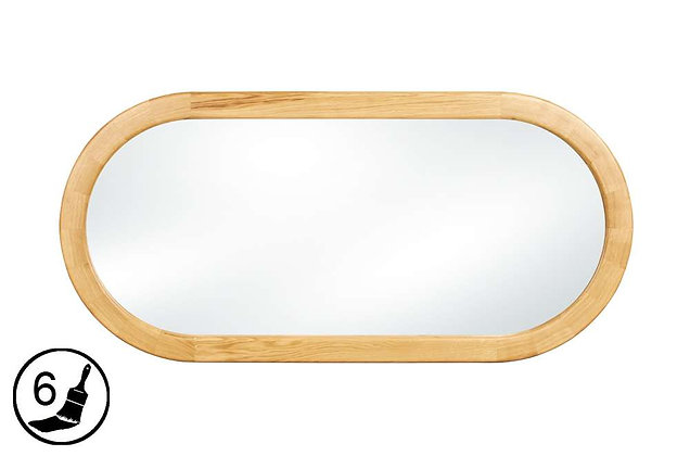 Florence Oval Mirror