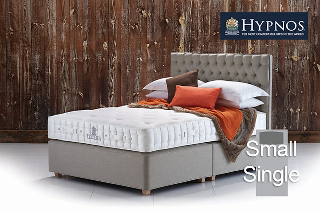 Hypnos Solar Deluxe Small Single Divan Bed
