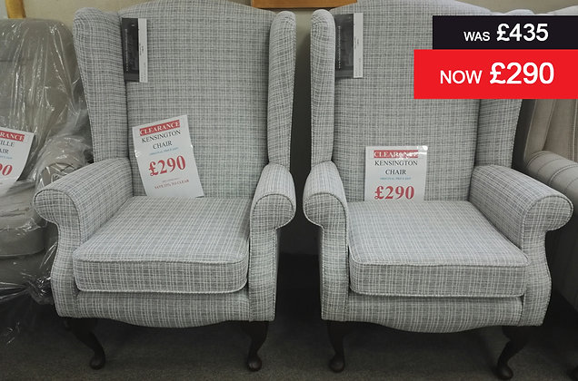 Kensington Fireside Chair