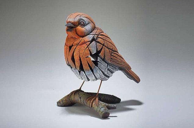 Edge Sculpture Robin Figure
