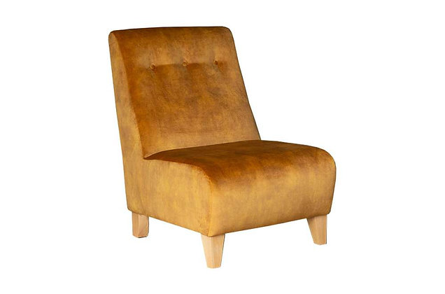 Woking Armless Accent Chair