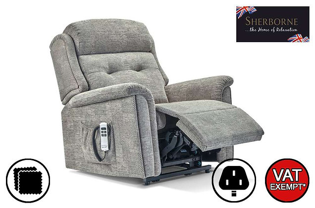 Sherborne Roma Petite Lift & Rise Care Recliner Chair